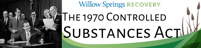the controlled substances act