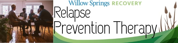 relapse prevention therapy