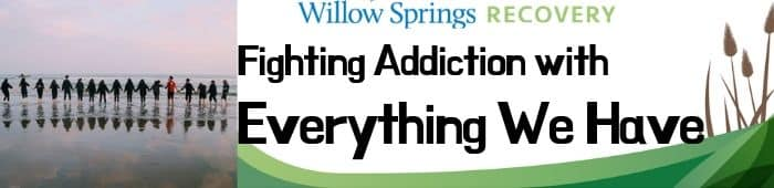 Fighting Addiction with Everything We Have