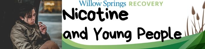 Nicotine and Young People